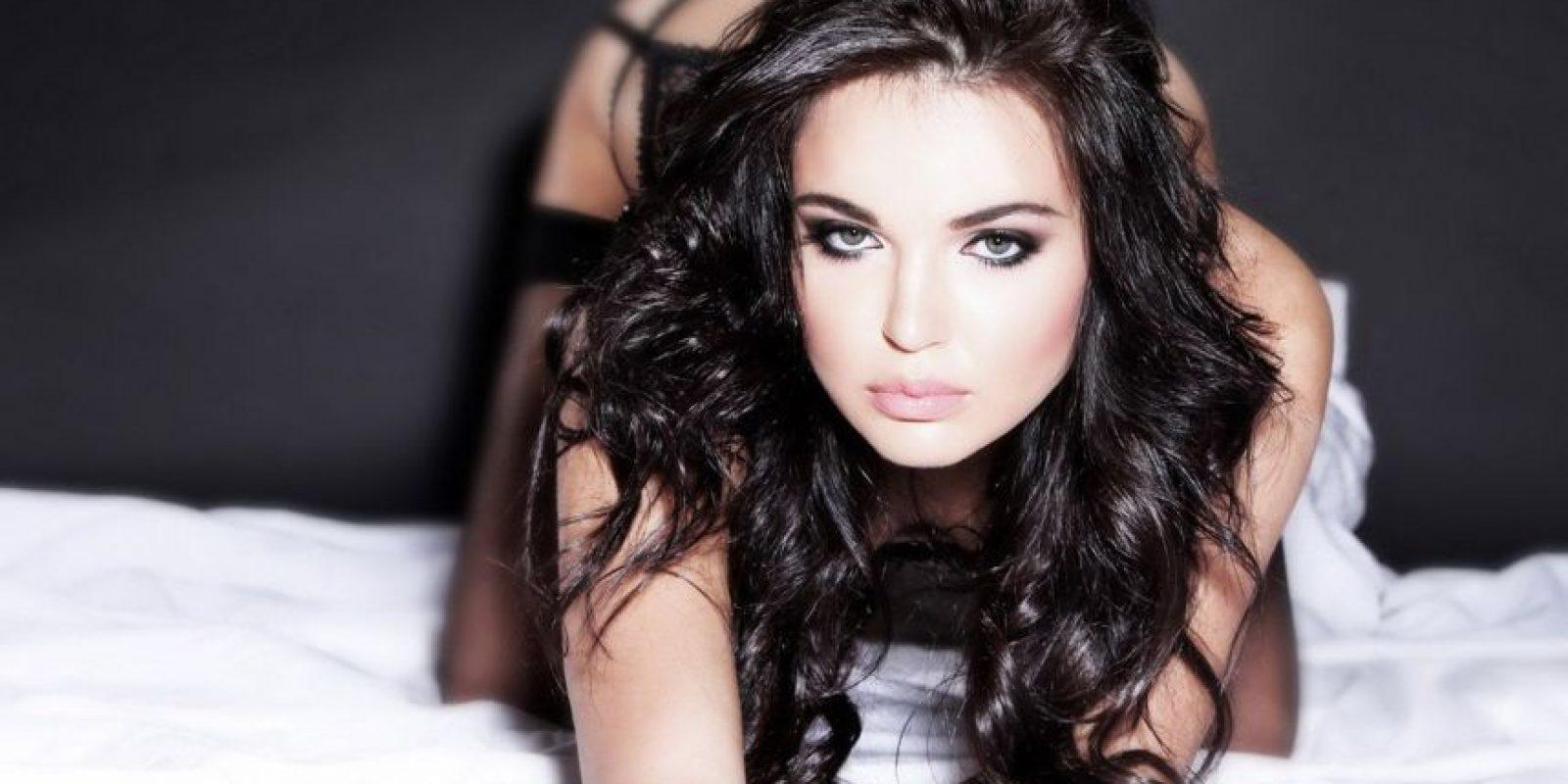 Además de su pasión por las carreras, a Inessa le encanta el modelaje. Foto:tushkanova.com