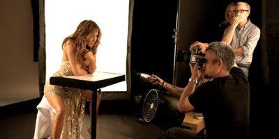 FOTO: Capturan a Jennifer Aniston desnuda con su estilista