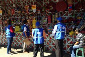 Los delegados realizan las superviciones en la ciudad. Foto:PDH