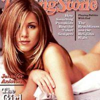Este fue el primer desnudo de la actriz en una revista Foto:Rolling Stone