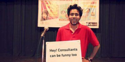 """""""¡Hey¡ Los consultores podemos ser divertidos también"""" Foto:Truly Madly"""