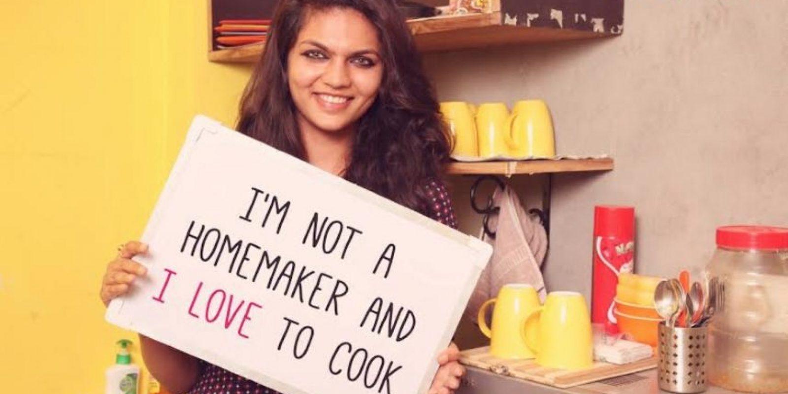 """""""No soy un ama de casa, pero amo cocinar"""" Foto:Truly Madly"""