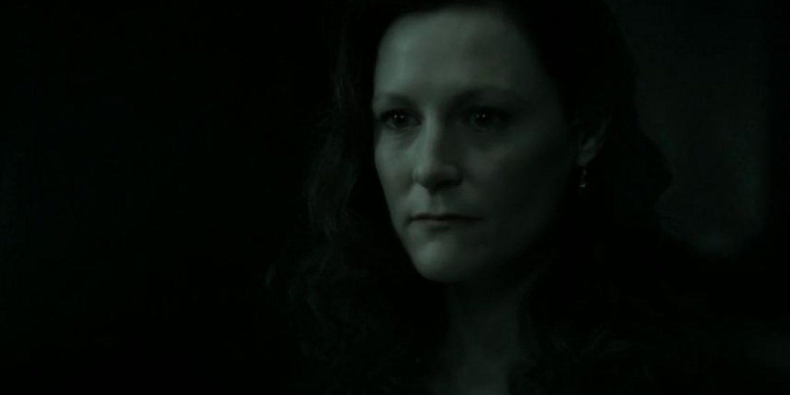 Lily Potter derrotó con su magia a Voldemort, al proteger a Harry, su hijo. Foto:Warner Bros