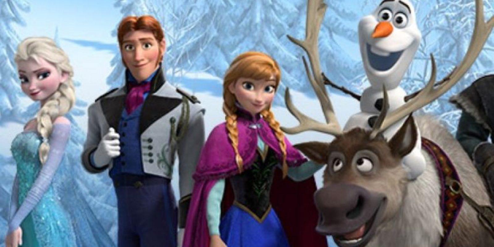 """En """"Once Upon a Time"""", serie en """"Live Action"""", sitúan la historia luego de la película. Foto:Disney"""