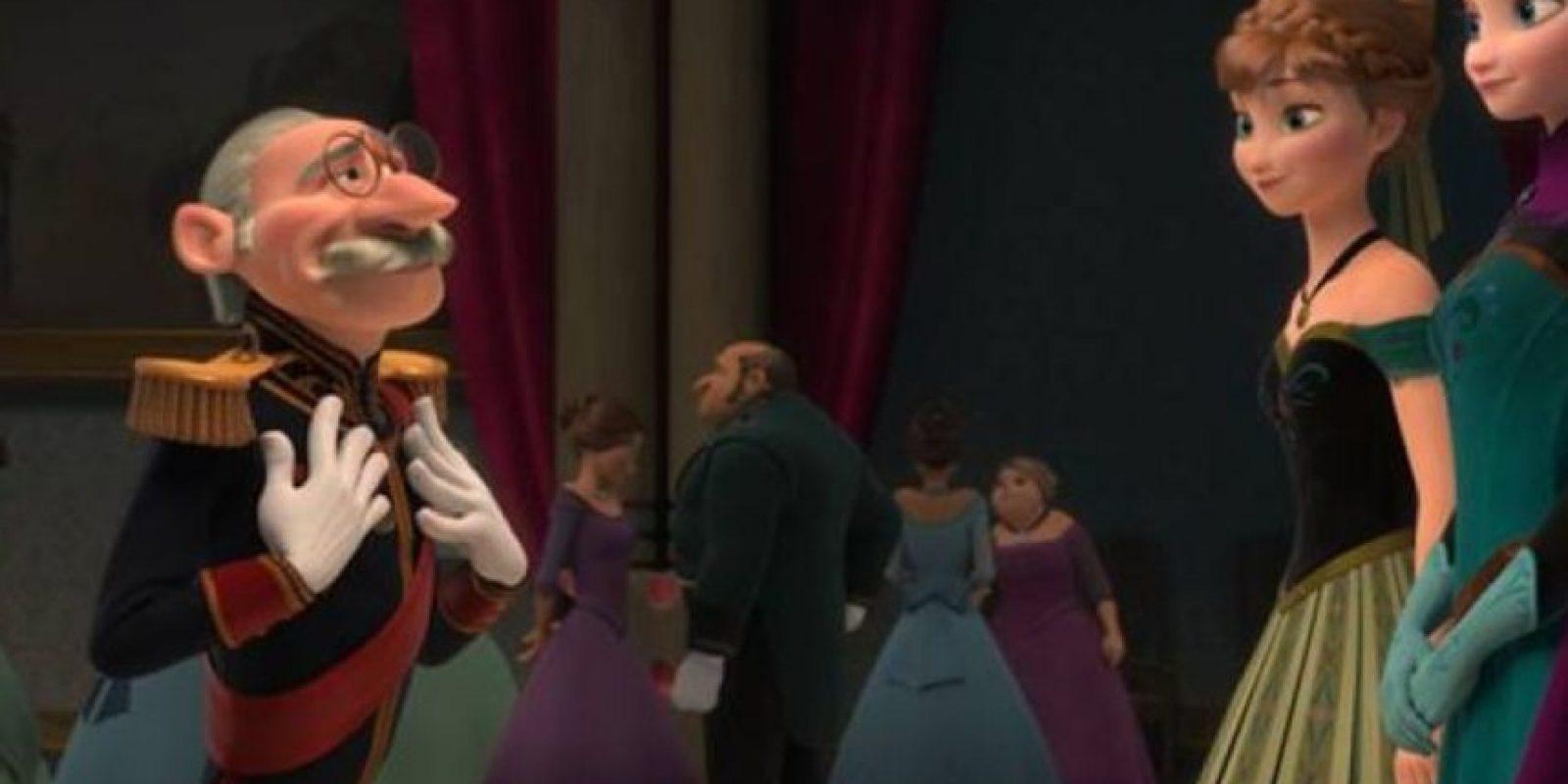 Elsa y Anna tienen una familiar con los mismos poderes de la primera. Foto:Disney