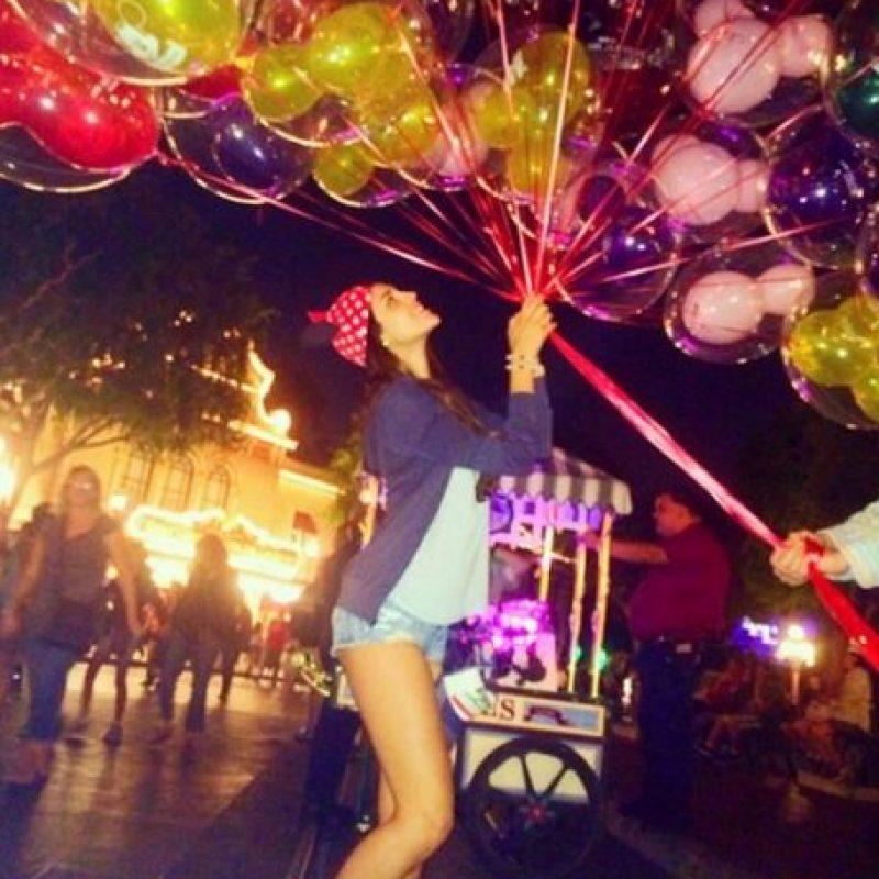 González es hija de la exmodelo mexicana, Glenda Reyna Foto:Instagram Eiza Gonzalez