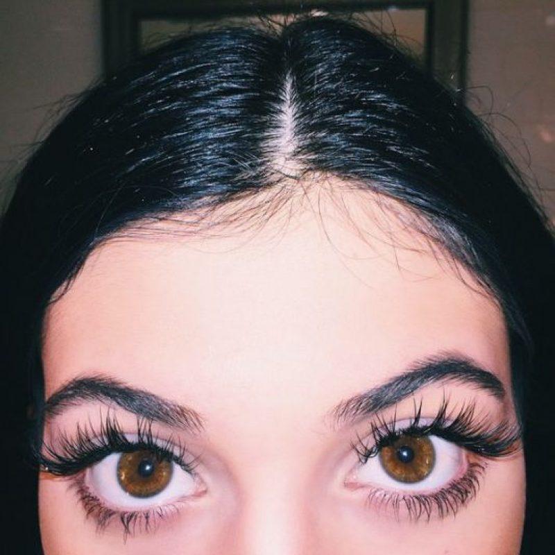 Hizo su debut de pasarela en la Semana de la Moda de Nueva York de 2011 Foto:Instagram Kylie Jenner