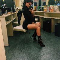 También desfiló para el lanzamiento de la línea de Hello Kitty Foto:Instagram Kylie Jenner