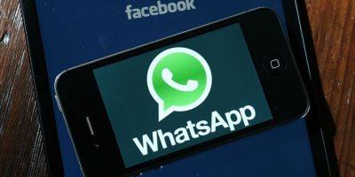 En febrero pasado, Facebook adquirió WhatsApp por 19 mil millones de dólares totales. Foto:Getty Images