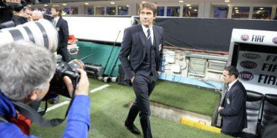 Antonio Conte guió a la Juve a su tercer título consecutivo en la Serie A. Foto:AFP