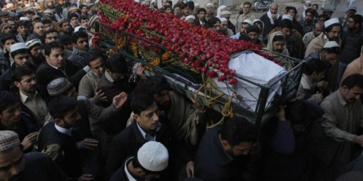 FOTOS. Pakistán amanece de luto luego de la masacre de niños