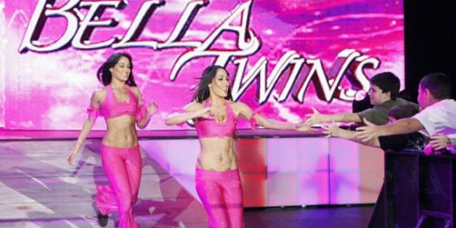 Debutó en la compañía de Vince McMahon en 2008 Foto:WWE