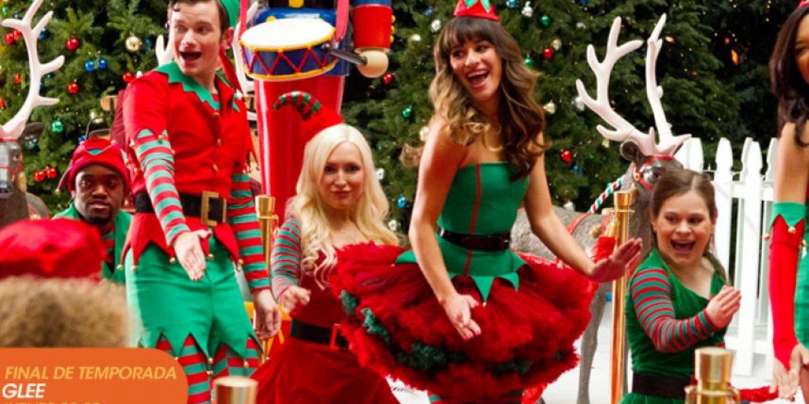 Foto:Facebook/Glee