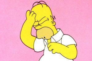 """""""Los Santos fueron una basofia anoche, todo es basofia. He visto muchas basofias, pero estos son la mayor basofias entre las basofias"""" Homero Foto:Internet"""