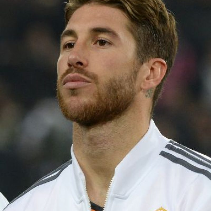 Sergio Ramos, futbolista español del Real Madrid. Foto: Getty Images