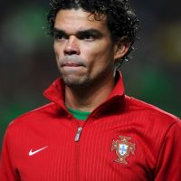Pepe, futbolista portugués del Real Madrid. Foto: Getty Images