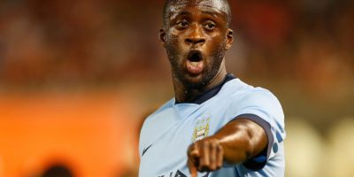 Yaya Touré, futbolista marfileño del Manchester City. Foto: Getty Images