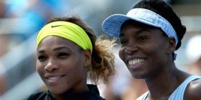 Serena y Venus Williams. Foto:Getty Images