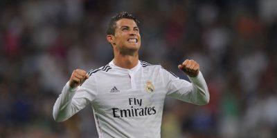 Cristiano Ronaldo, futbolista portugués del Real Madrid. Foto:Getty Images