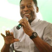 Edson Arantes do Nascimento tiene 74 años de edad y últimamente ha sufrido problemas de salud. Foto:Getty Images