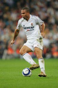 Ronaldo tiene 38 años de edad y es la imagen de una marca de póker. Foto:Getty Images