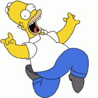 """""""Marge tienes muchas amigas, están Lisa…. la estufa…"""" Foto:Internet"""
