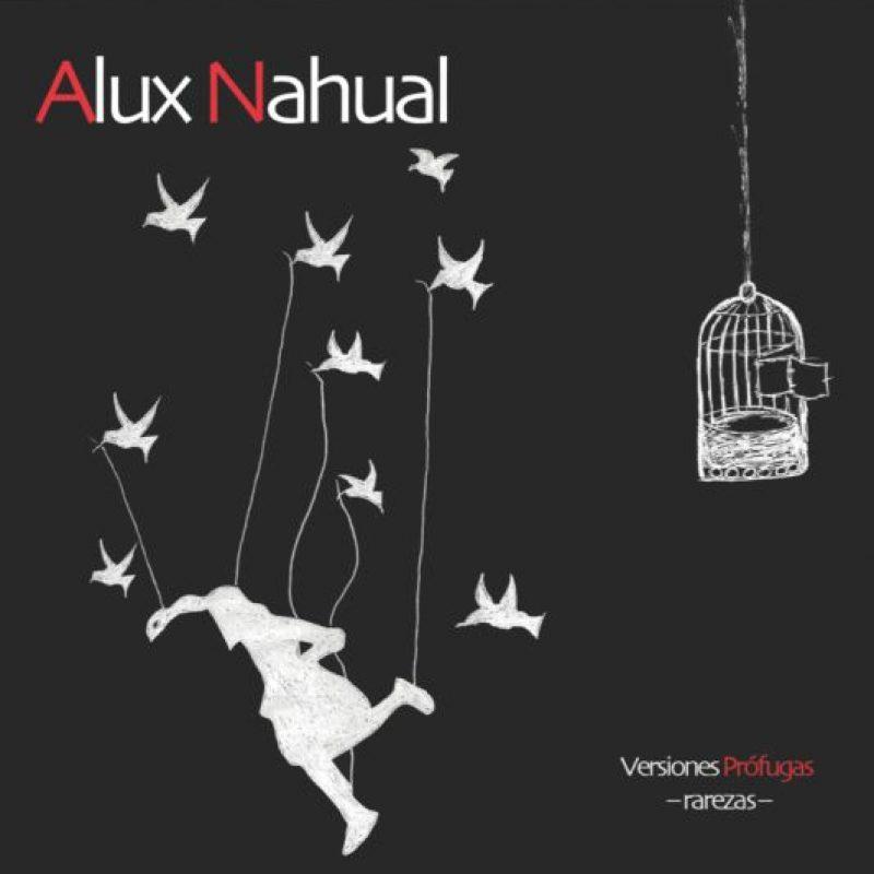 La portada del disco estuvo a cargo de Vinicio Molina, baterista de la banda Foto:Alux Nahual