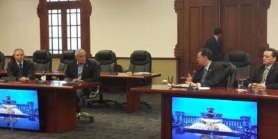 Cacif y Gobierno ponen fin al conflicto por tarifa de puertos