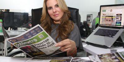 """Kate del Castillo: """"Soy muchas cosas además de ser latina"""""""