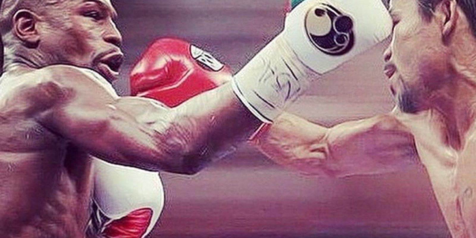 Sueña con enfrentar a Floyd Mayweather Foto:Instagram: @emmanuelpacquiao