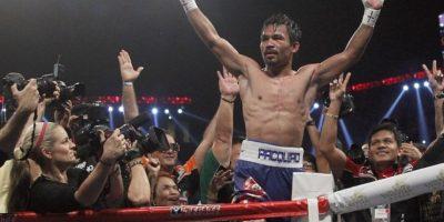 Es uno de los mejores boxeadores de la actualidad Foto:Getty
