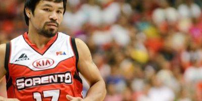 Gusta de otros deportes como el baloncesto Foto:Instagram: @emmanuelpacquiao