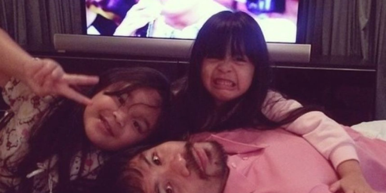 Es un hombre de familia Foto:Instagram: @emmanuelpacquiao