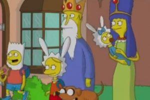 """""""Los Simpson"""" al esitlo de """"Hora de Aventura"""" Foto:YouTube/Jim Jam"""