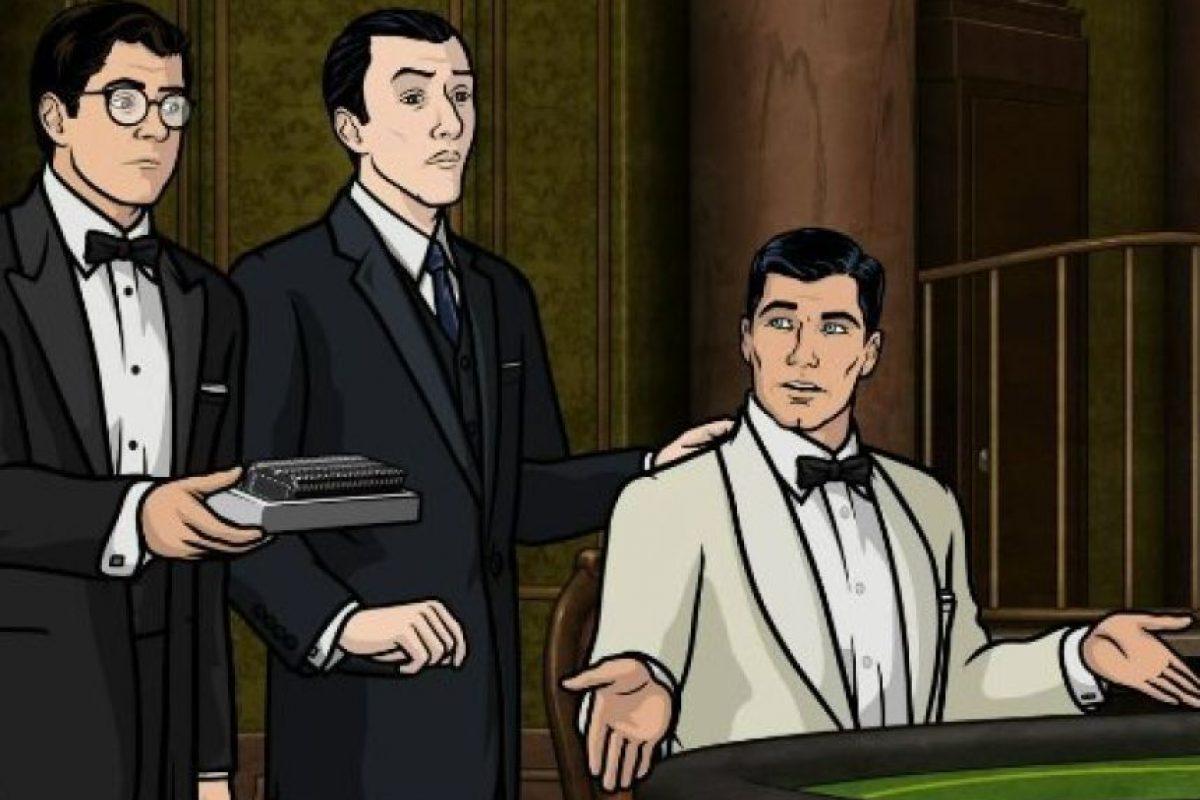 """""""Archer"""" Foto:IMDB"""