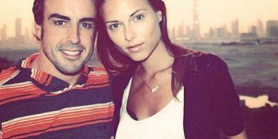 ¿Fernando Alonso sale con la ex mujer de Sergio Ramos?