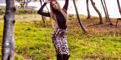 Ella es la modelo Dasha Kapustina Foto:Instagram: @dashakap