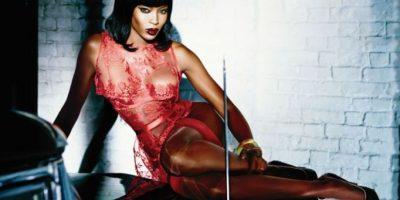 "Fotos: Naomi Campbell prueba que sigue siendo ""provocadora"""