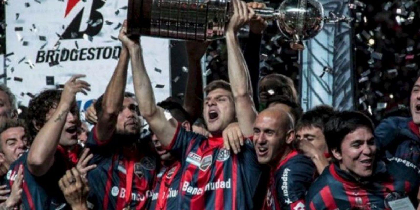 El combinado argentino es el monarca de la Copa Libertadores Foto:Getty