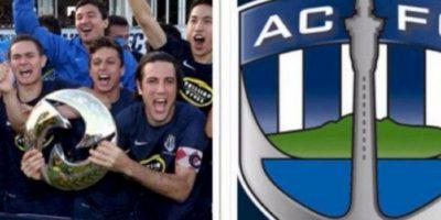 Pero ya eliminó a dos equipos Foto:Twitter: @AucklandCity_FC