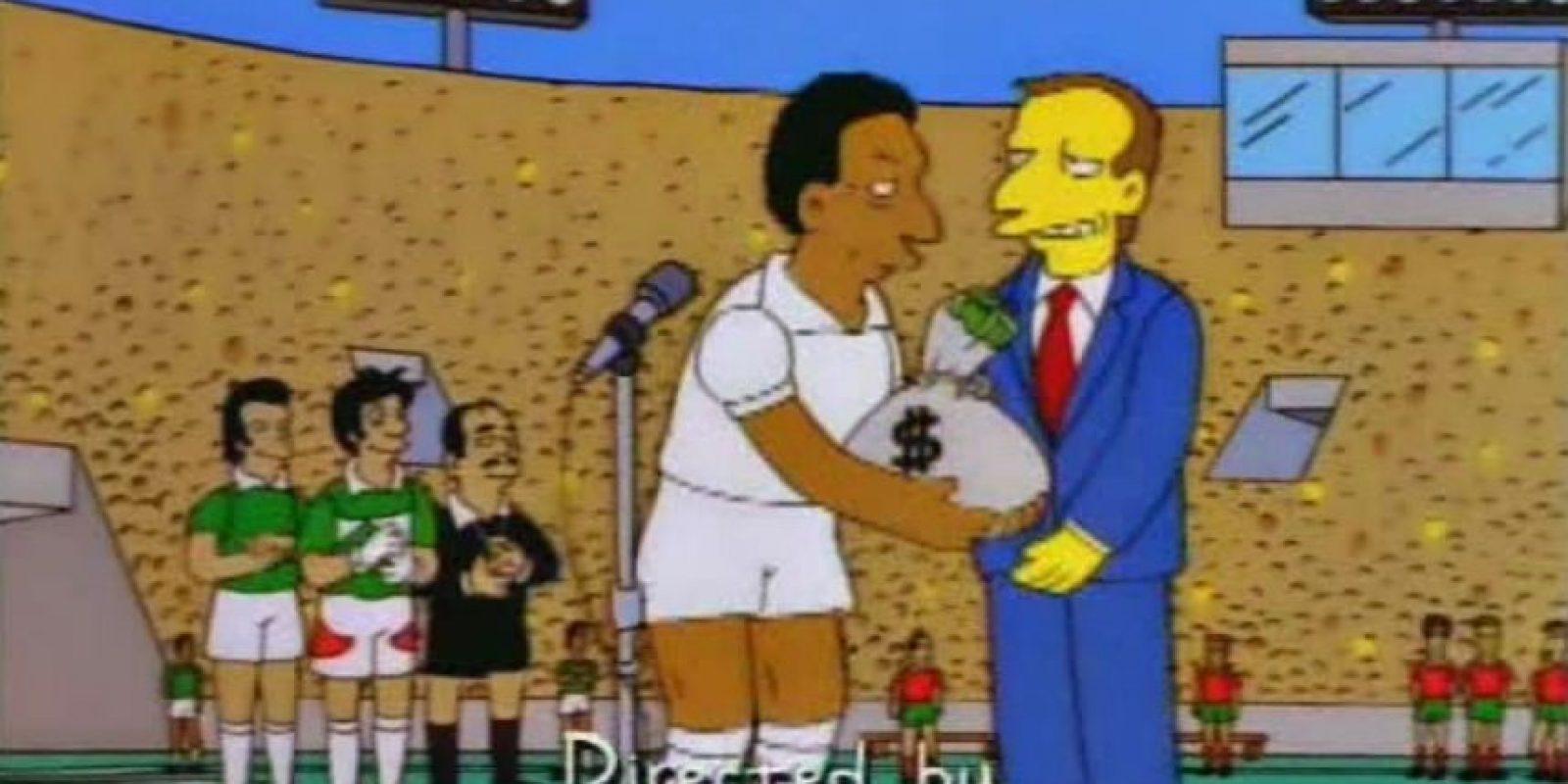 Pelé ganó en tres ocasiones la Copa del Mundo con Brasil. Foto:FOX