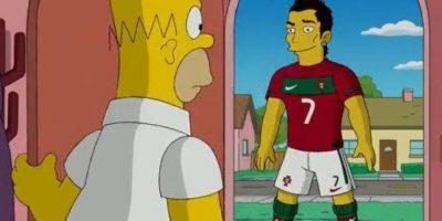 """FOTOS: Los famosos deportistas que han aparecido en """"Los Simpson"""""""