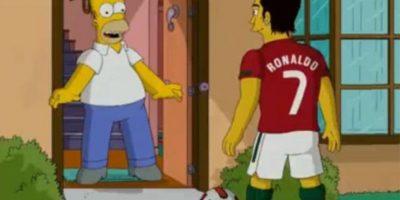 Cristiano es un futbolista de origen portugués. Foto:FOX