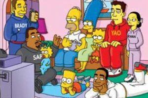 Yao Ming y LeBron James son jugadores de la NBA. Foto:FOX
