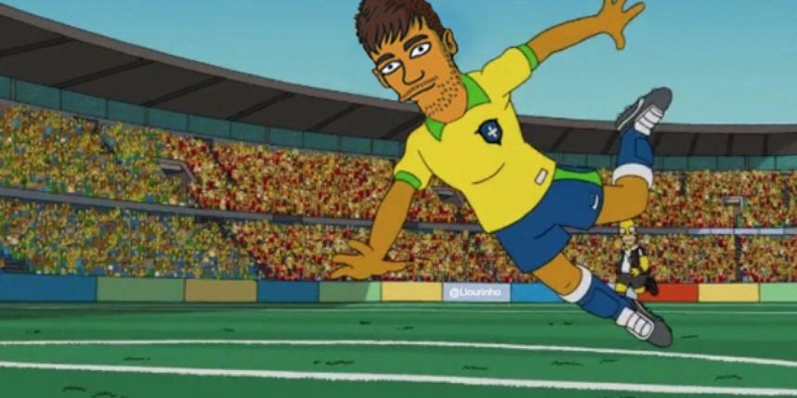 Neymar Foto:FOX