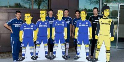 Futbolista del club Chelsea de Inglaterra. Foto:FOX
