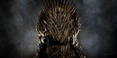 El famoso trono forjado con espadas, en el que todos quieren sentarse y dominar la mistica tierra deWesteros.