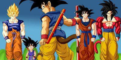 Dragon Ball es uno de los animes más populares Foto:Wikipedia