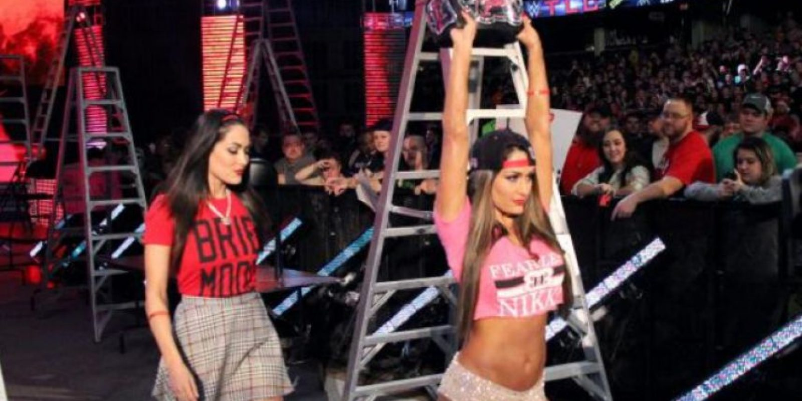 Es la actual monarca de la empresa estadounidense Foto:WWE