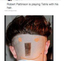 Robert Pattinson Foto:Twitter